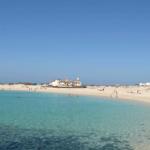 Playas la Oliva